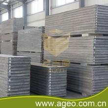 lightweight fireproof concrete panels