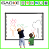 Durable double sides non-glare children magnetic whiteboard for kids with cheap price for school office