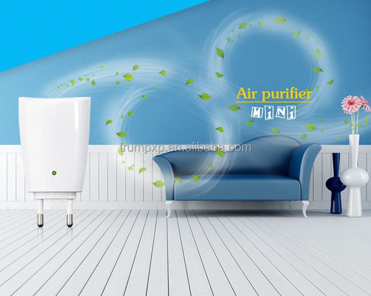 Small size portable home mini air purifier TRUMPXP-120
