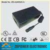 50W Laptop Charger 24V Linear Actuator Adapter SMPS Switching Power Supply