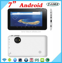 Allwinner A33 Quad Core Tablet Pc, 7 Inch Android 4.4 Tablet Pc Wifi 512MB/1GB Dual Camera Bluetooth E-Book