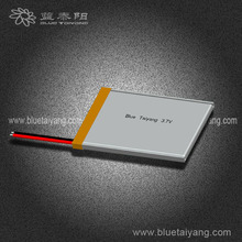 factory li polymer 7.4V 700mAh li ion battery packs 403853 800mAh