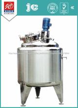 2015 nuevo producto de tipo vertical con adhesivo con camisa máquina mezcladora para la industria farmacéutica