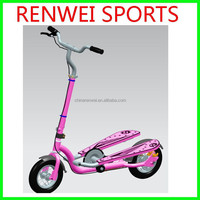 Factory New design ,Dual Pedal Scooter for kids