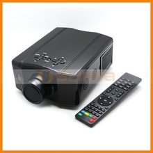 Native 640x480 Supporting Full HD 1080P (1920X1080) 3D Projector