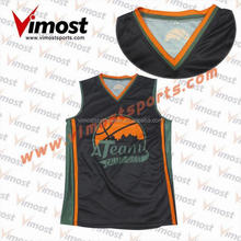 Cool Dry Term Sublimation Custom Basketball Jersey for sublimation printing with free design