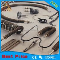 stainless steel finned heater tube for air