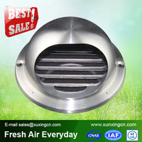 ventilation stainless steel roof vent pipe cover