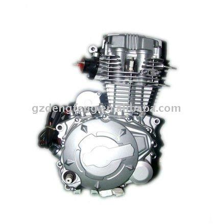 Cc Single Cylinder Motorcycle Engines Suzuki Honda