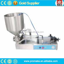 High quality machine filling spray cans, tea bag / vial filling machine