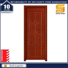 made in china interior carved wooden door design