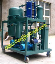 lubrication oil filtration system, Vacuum Oil Drying plant,Purify Waste white grey emulsified Lube Oil
