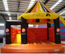 jumping castle/ inflatable kids play circus dome bouncer frozen party supplies /inflatable castle /inflatable bouncer