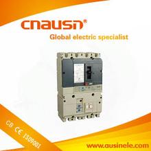 SM1-100 3 poles 4 poles moulded case circuit breaker MCCB