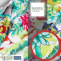 high quality print rayon fabric wholesale