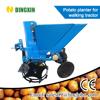 Sweet potato planter machine for walking tractor