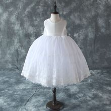 2~12Y shijp101 tulle flower girl dress kids dresses for party 2015