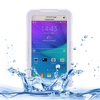 wholesale products Hard Plastic water proof case for note4 for wholesales