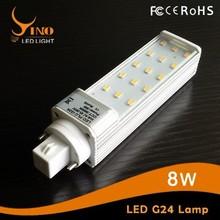 Energh saving 8w 40 pcs plc 2835 SMD chip Led bulb light with top quality