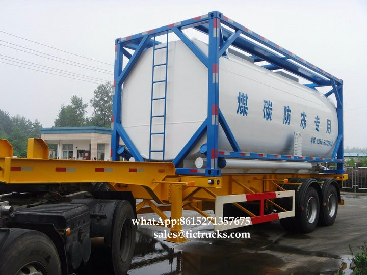 Portable iso Tank Container-45000L-Ethylene glycol.jpg