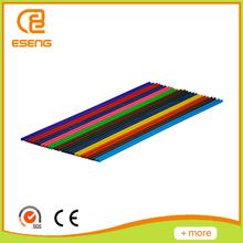 Colorful pencil lead for pencils