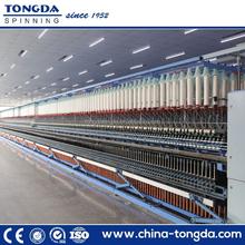 Hilado de algodón 1008 husillos de giro largo máquina