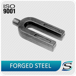 OEM /ODM Factory Customized Forged U Bolt Saddle/Pipe Clamps U-Bolt