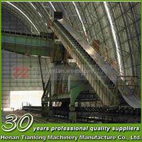 ISO and CE Concrete Belt Conveyor