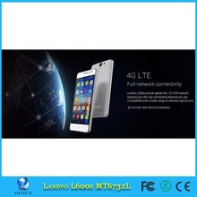 "Hitech Android 4.4 4G FDD LTE mobile phone Landvo L600s MT6732L 64 bit Ouad Core 1.5GHz 1GB RAM 8GB ROM 5"" 3G WCDMA GPS Mobile"