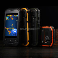2015 latest discovery v6 with waterproof and dustproof mobile phone