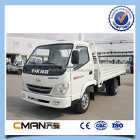 Widely used T-King high quality best price chinese 1ton mini truck for sale