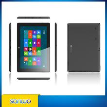 Wifi Bluetooth sanwo windows tablet pc intel Atom 3740D support 3G internet