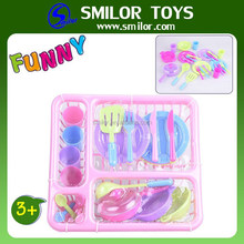 Hot Selling Modern Funny Plastic Toy Kitchen Set For Children