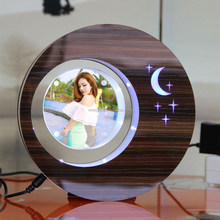 led sospensione in aria levitazione magnetica cornice per foto regalo scheda video rack