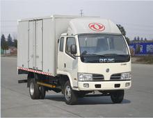 4X2 Diesel Engine Van Truck Cargo Truck