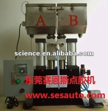 2012 hot selling Automatic standard proportion AB dispenser