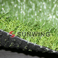 High performance soccer acrylic artificial sports surface