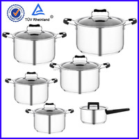 kitchenware technique german stainless steel cookware parts