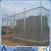 ISO9001Powder coated chain link basketball court fence
