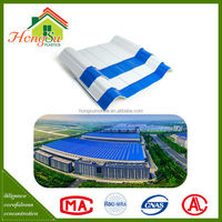 High quality products Impact resistance 4 layer plastic roof panels