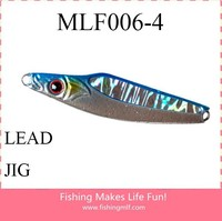 MLF006-4 Newest Lead Jig Import Fishing Tackle
