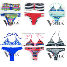 Wholesale New Fashion Handmade Sexy Brazilian Cut Bikinis, reversible bikini , swimwear brazil