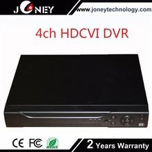 Shenzhen manufacturer 4CH 720P H.264 cctv products hd cvi dvr made in China