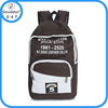 fashion canvas ladies small backpack material