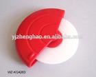 plástico cortador de pizza atacado presente relativo à promoção