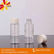 Botella plástica china 50ml