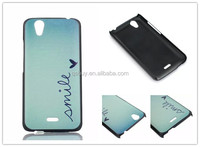 On sale cheapest Fashion Personality Smile Love hard back cover case for Wiko Birdy 10 Styles