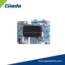 Fanless cooler solution giada EN-N2600DL industrial control main board