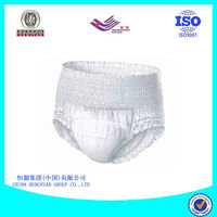 private label high absorption disposable pull up adult diapers