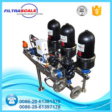 FC2AK3 automatic industrial water filter disc filter